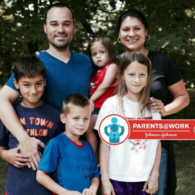 support for working family