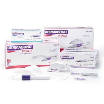 Dermabond?, the First FDA-Cleared Topical Skin Adhesive Used to Close Up Cuts