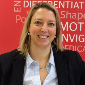 Headshot of Kate Masschelein, Worldwide President for Energy, Medical Devices
