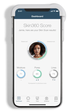 Neutrogena Skin360™: The Revolutionary Face Scanning Tool