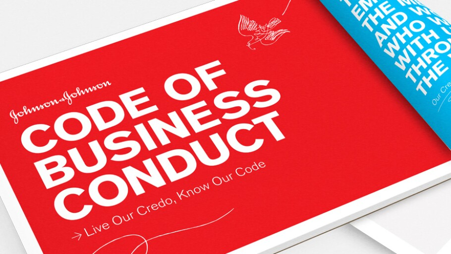 Code of Business Conduct | Johnson & Johnson