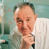 Dr. Paul Janssen, a Belgian Physician and Founder of Janssen