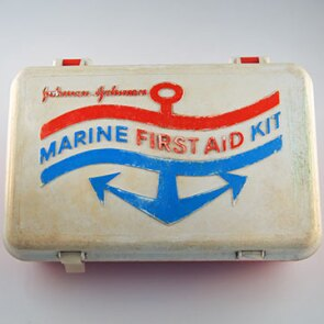 Johnson & Johnson Marine First Aid Kit