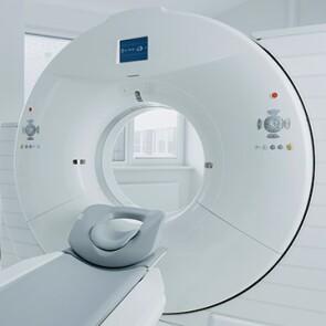 A CT Scan machine
