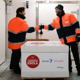 Shipping the Ebola Vaccine