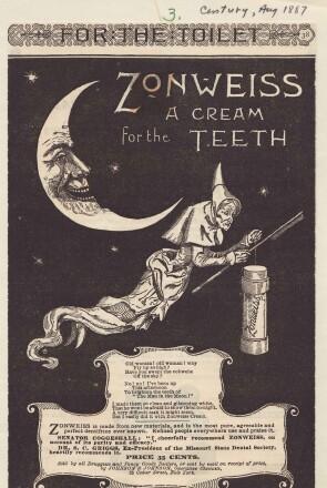 Zonweiss 1887 WitchAd