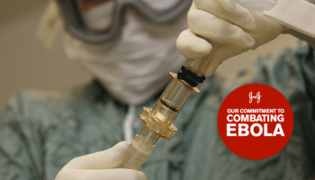 Alex Gorsky - Ebola