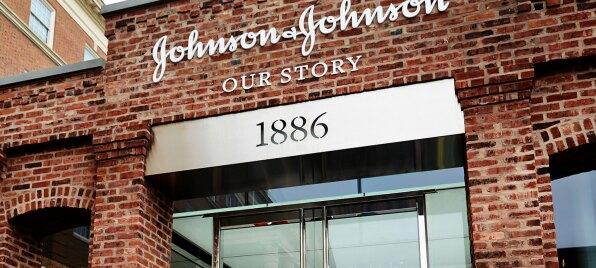 Johnson & Johnson museum from outside