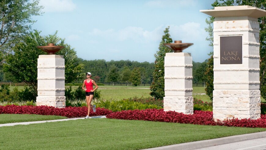 Lake Nona Life Project: 44 Miles of Trails