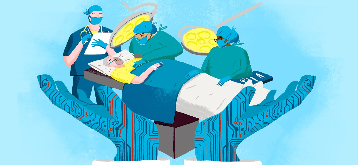 3 Surgical Innovations Designed to Help Improve Surgeon and