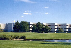Johnson & Johnson campus in Skillman, New Jersey
