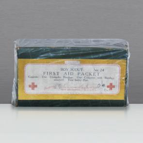 Johnson & Johnson 1925 Boy Scout First Aid Kit