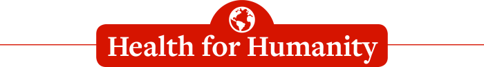 Logo for Health for Humanity