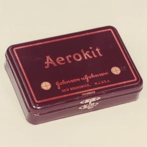Johnson & Johnson 1927 Aerokit First Aid Kit
