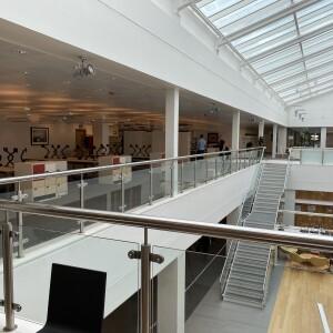 J&J UK's High Wycombe office