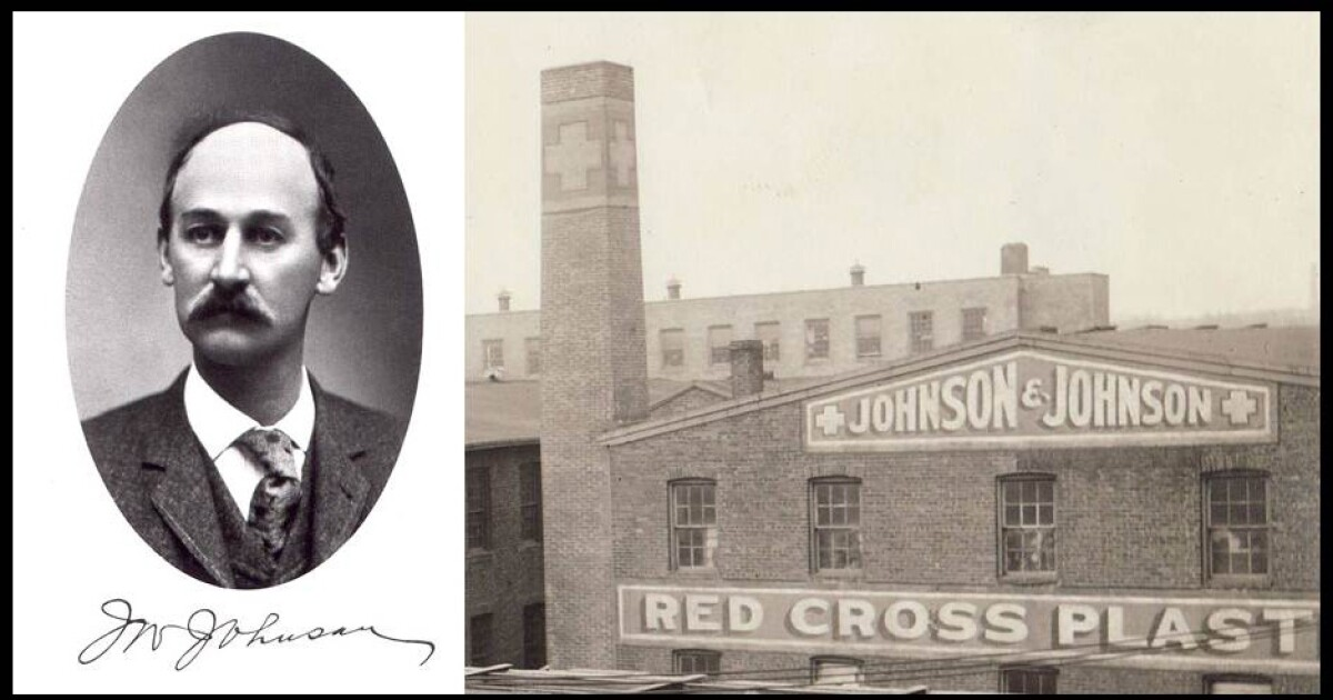 The Year Was 1886: The Story of How Johnson & Johnson Was