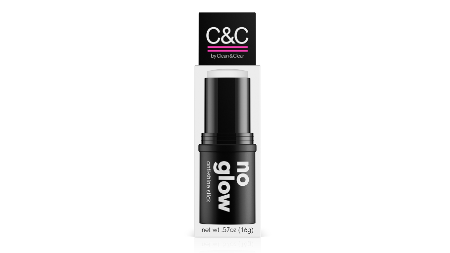 C&C by Clean & Clear No Glow Anti-Shine Stick