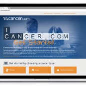 Cancer.com: a support site for people with any type of cancer
