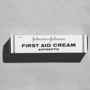 Johnson & Johnson First Aid Cream