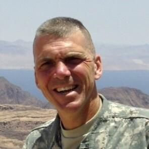 Richard Atkinson, Key Account Specialist, Janssen Neuroscience, and Former Sergeant Major, U.S. Army