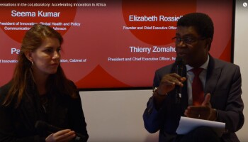 Conversations in the coLaboratory: Accelerating Innovatoin in Africa