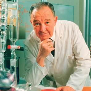 Paul Janssen, founder of Janssen Pharmaceuticals