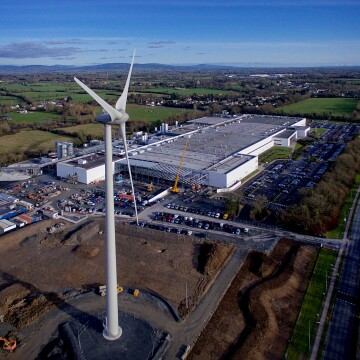 Johnson & Johnson's Visioncare Plant in Limerick, Ireland