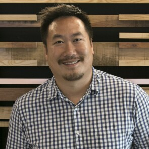 Ted Jin, founder and CEO of DoseBiome