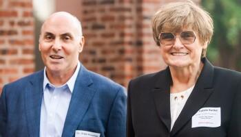 2021 Dr. Paul Janssen Award Winners Katalin Karikó, Ph.D., and Drew Weissman, M.D., Ph.D.
